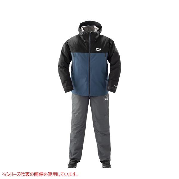 ダイワ ゴアテックス プロダクト ウィンタースーツ DW-1909 スモークネイビー (防寒着 上下セット 釣り)