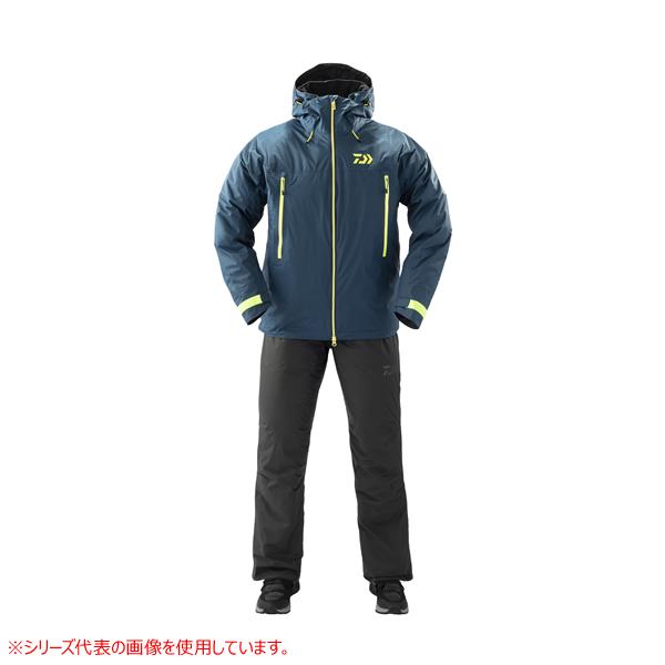 ダイワ レインマックス ウィンタースーツ DW-33009 スモークネイビー (防寒着 上下セット 釣り) 2XL~3XL