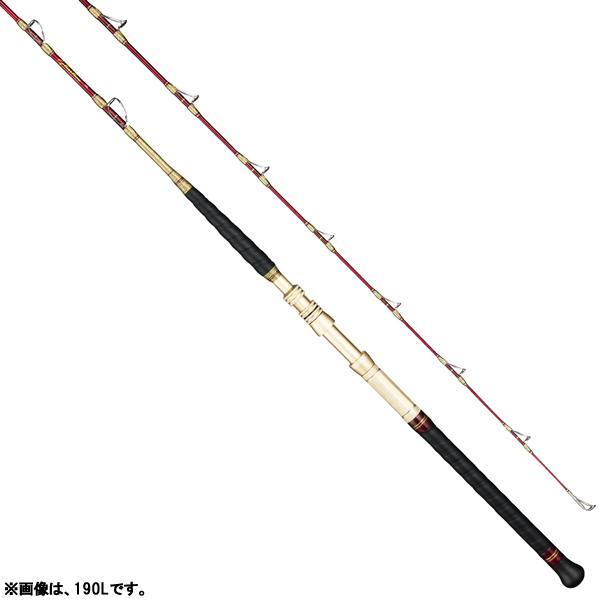 エイテック グラスラム 190L (船竿)(大型商品A)