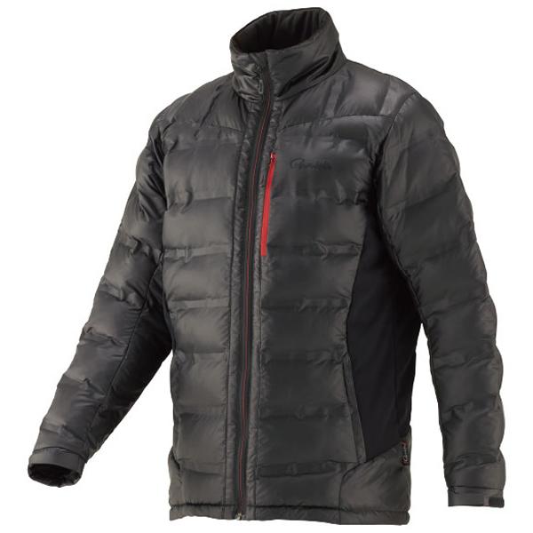 がまかつ ファイバーボールジャケット(サーモライト(R)) ブラック GM-3602 (防寒着 防寒ジャケット 釣り)