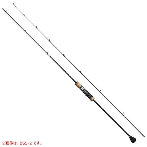 シマノ 19オシアジガーインフィニティB63-4 (ジギングロッド)(大型商品A)