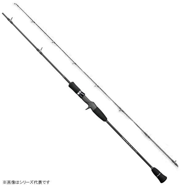 スミス オフショアスティック HSJ-CS66/M (ライトジギングロッド)(大型商品B)