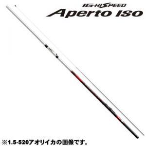 シマノ IGハイスピード アペルト磯 1.5-520