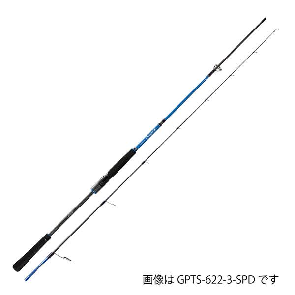 オリムピック グラファイトリーダー 18 PROTONE GPTS-622-3-SPD G08704 (タチウオ ジギングロッド)