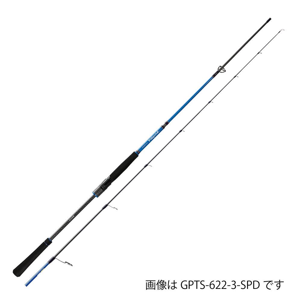 オリムピック グラファイトリーダー 18 PROTONE GPTS-632-2-MJ G08738 (ジギングロッド スーパーライトジギング)