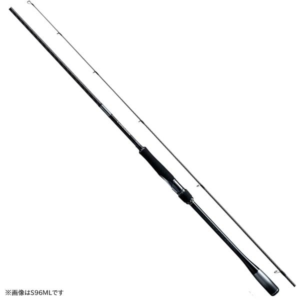 シマノ 20ルナミス S100M (シーバス ヒラメ ロッド)(大型商品A)