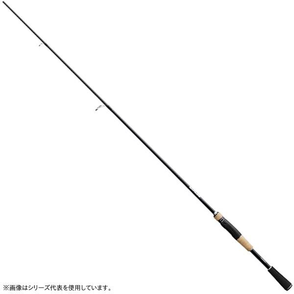 シマノ 17エクスプライド 266L-LM (バスロッド スピニング)(大型商品B)
