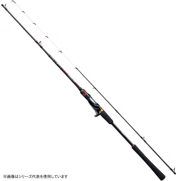 シマノ 20炎月SS B610MH-S/右 (鯛ラバ タイラバロッド)(大型商品A)