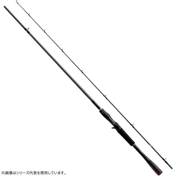シマノ 20ゾディアス 170M-G (バスロッド ベイト)(大型商品A)