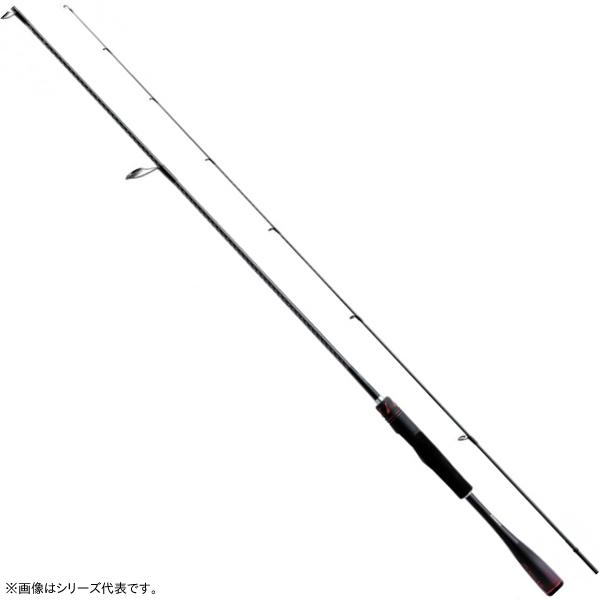 シマノ 20ゾディアス 264UL-S/2 (バスロッド スピニング)
