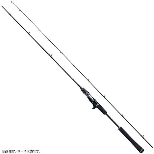 シマノ 炎月エクスチューン B66ML-FS/右 (鯛ラバ タイラバロッド)(大型商品A)
