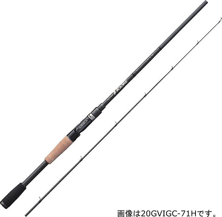 オリムピック Graphiteleader ヴィゴーレ 20GVIGC-71H VIGORE (バスロッド ベイト)(大型商品B)