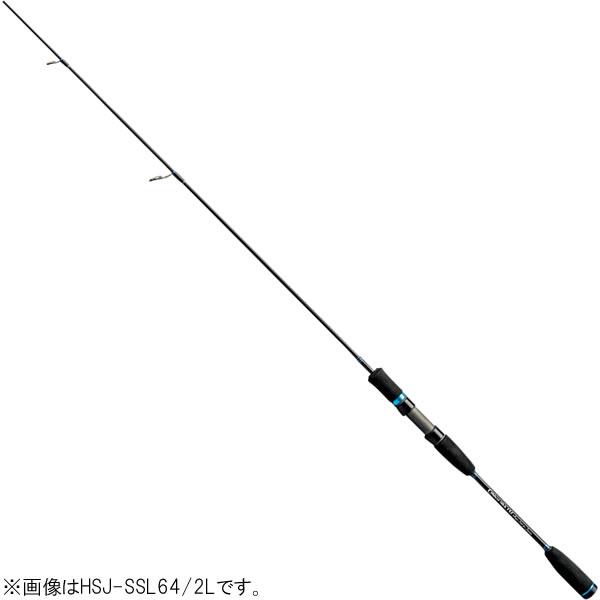 スミス オフショアスティック HSJ-SSL64/L (ライトジギングロッド)(大型商品B)