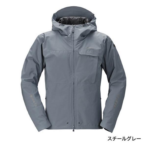 シマノ GT エクスプローラーウォームジャケット スチールグレー RB-01JS (防寒着 防寒ジャケット 釣り)