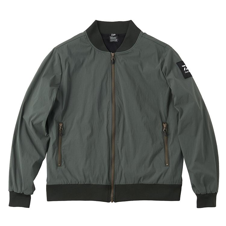 ダイワ コーデュラ MA-1 ジャケット オリーブ DJ-5920 (防寒着 防寒ジャケット 釣り) 2XL
