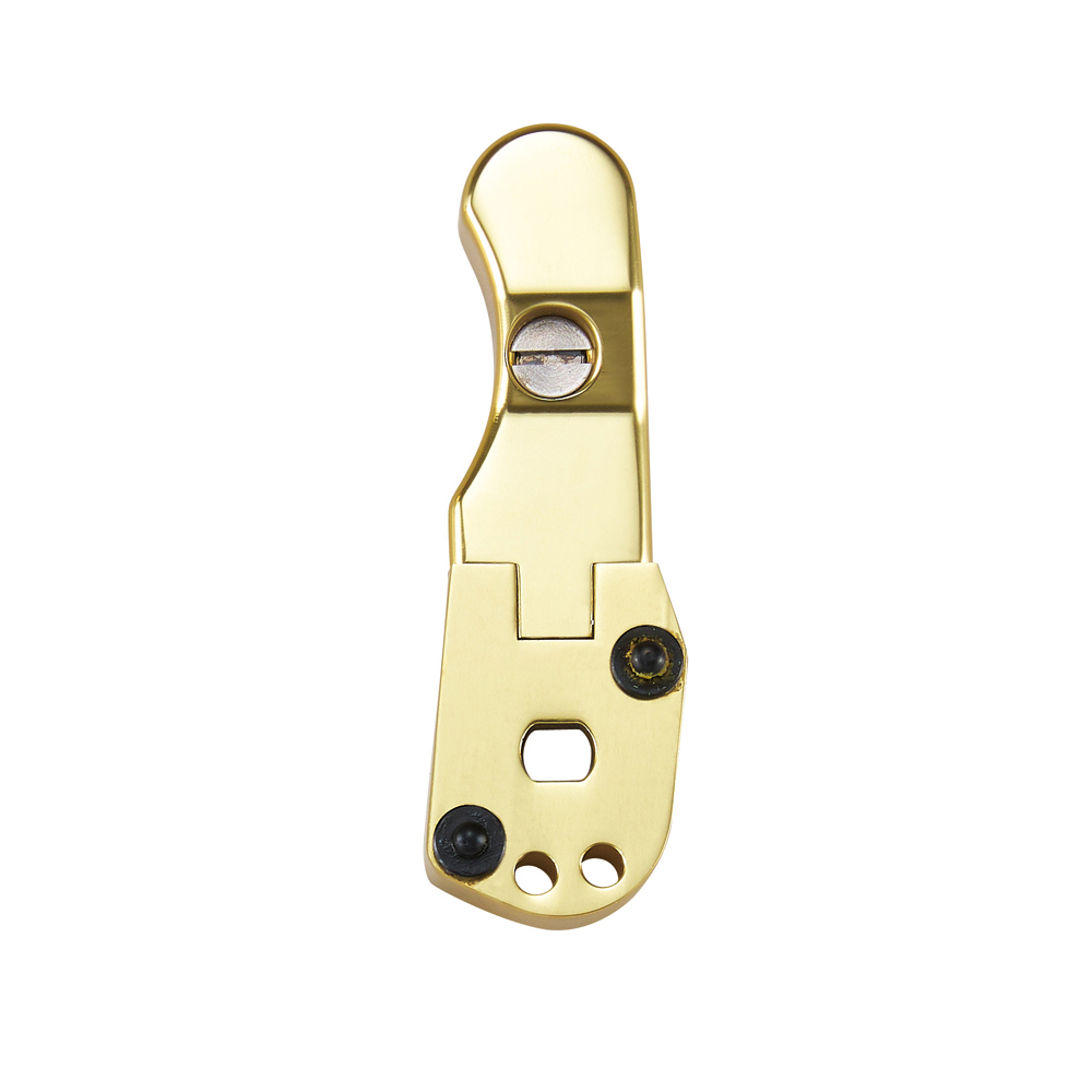 マーフィックス シャンパンゴールド アルファタックル PARTS 60608 CUSTOM R/G ドラグレバー (フィッシングツール)