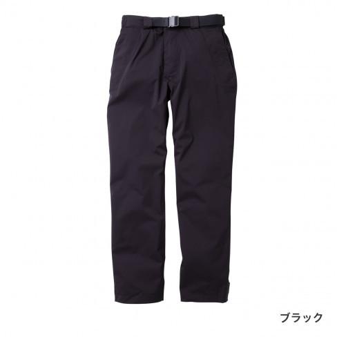釣具のことならフィッシング遊 シマノ レインギアパンツ01 ブラック RA-01PU (レインウェア レインパンツ)