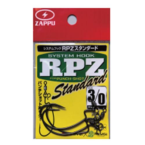 釣具のことならフィッシング遊 ザップ ルアーフック 使い勝手の良い RPZスタンダード 春の新作