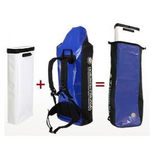 品質のいい カミワザ(KAMIWAZA) フィッシュキャリーバック DX ブラック×ブルー DX ブラック×ブルー, おくすり救急箱:e5909e14 --- gipsari.com