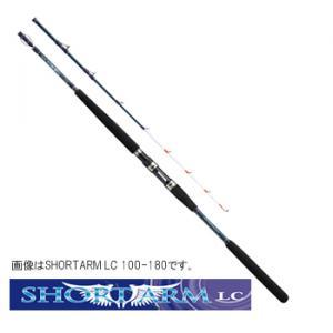 アルファタックル ショートアーム LC 150-180