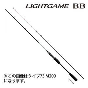 【最大1200円OFFクーポン対象店舗】 シマノ ライトゲームBB タイプ73MH200