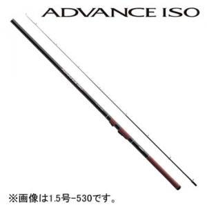 シマノ アドバンス ISO 1号-530