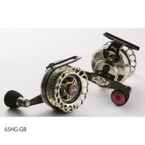 黒鯛工房 カセ筏師 ザ・アスリートレーサー 65HG-GB (右ハンドル)