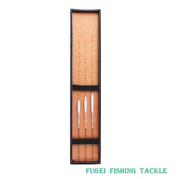 釣具 羽根 へら 浮き 3本セット R13YM-B07 全長36~38cm ムクトップ 底釣り 野釣り ウキ