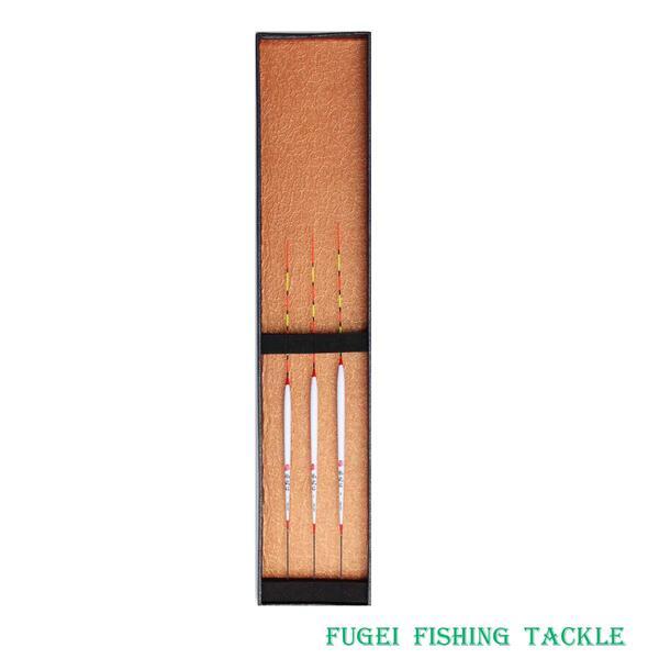 釣具 羽根 へら 浮き ウキ 3本セット 全長28.5~30.5cm パイプトップ 底釣り 野釣り R13YM-C03
