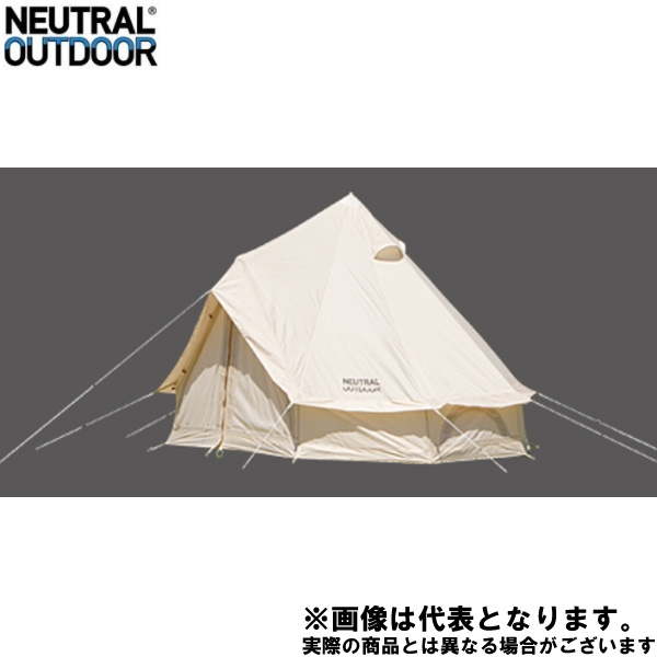 【ニュートラルアウトドア】NT-TE01 GEテント2.5(23456)