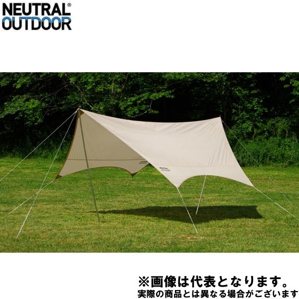 【ニュートラルアウトドア】NT-TA01 GEタープ 4.0(23459)