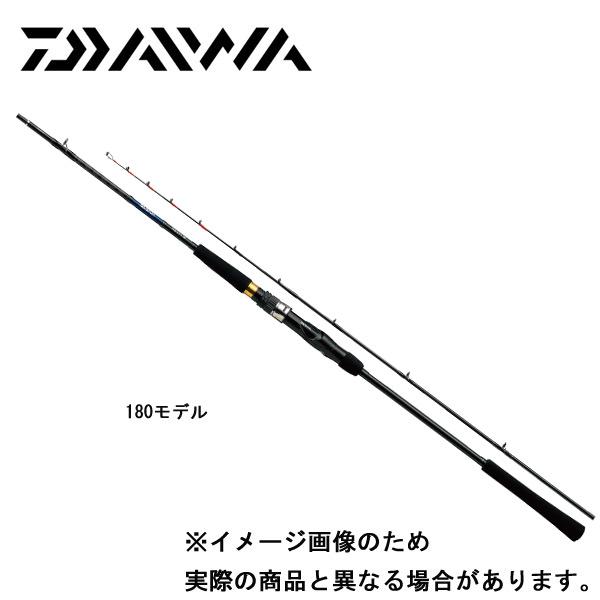 【ダイワ】タチウオ X ML-190船竿 ダイワ DAIWA ダイワ 釣り フィッシング 釣具 釣り用品 太刀魚 船釣り タチウオテンヤに最適