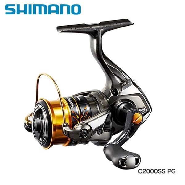全商品ポイント+4倍!開催中*【シマノ】17 ソアレ CI4+ C2000SSPG SHIMANO シマノ 釣り フィッシング 釣具 釣り用品