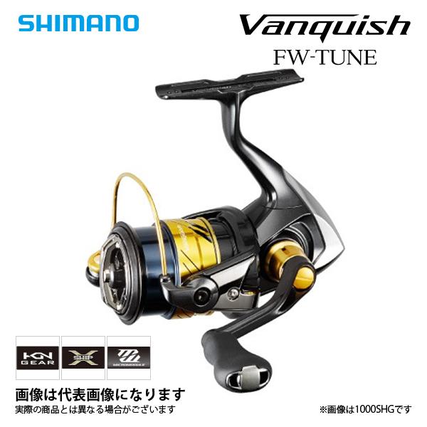 【シマノ】17 ヴァンキッシュ FW チューン 1000SHG