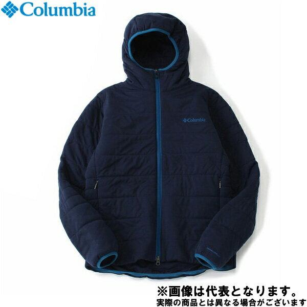 PM3219 サンタフェパークフーディー L 464 CoLLegiate Navy コロンビア アウトドア 防寒着 ジャケット 防寒