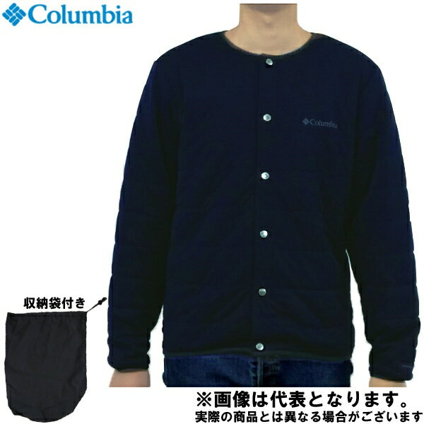◆サンタフェパークジャケット L 464 Collegiate Navy PM5358 コロンビア アウトドア 防寒着 2017秋冬モデル 防寒ウェア