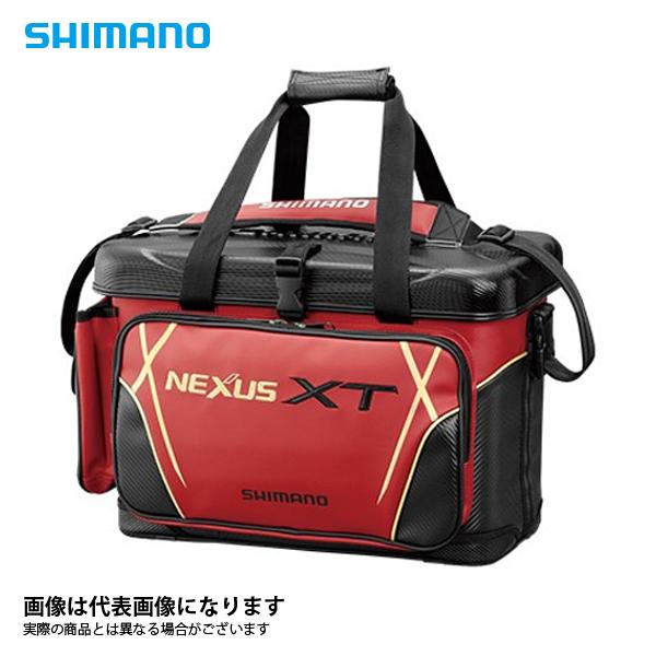 【シマノ】BA-125Q 磯クール XT レッド 45L