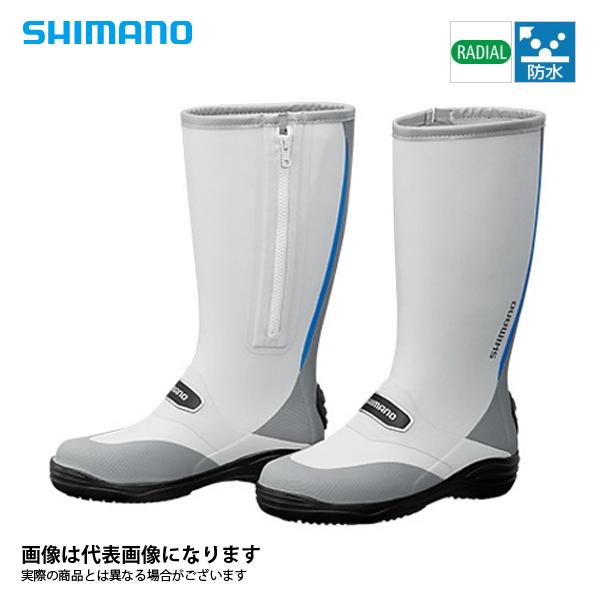 【シマノ】FB-011Q ラジアルブーツ ブルー L SHIMANO シマノ 釣り フィッシング 釣具 釣り用品