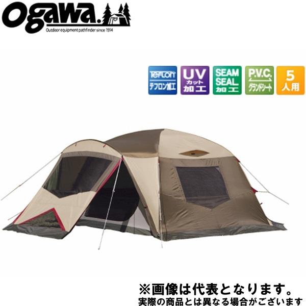 【小川キャンパル】リサ-ビア3 BW/SD/RD(2735)テント 小川キャンパル テント キャンプ