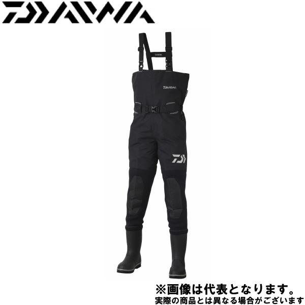 【ダイワ】SBW-4501BC-T 先丸 タイトフィット スーパーブレスウェーダー ブラック L釣り バッグ ダイワ