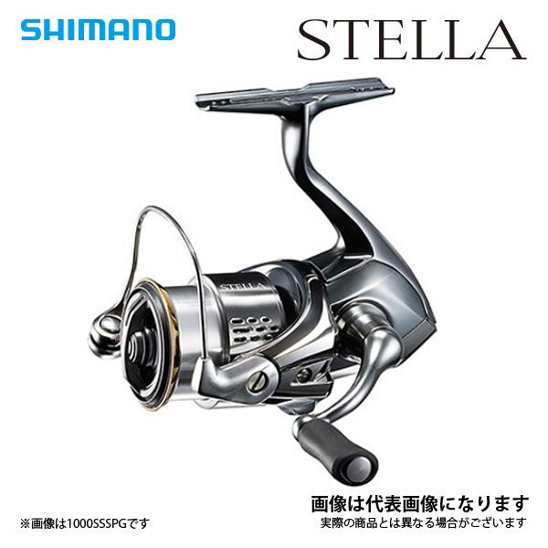 18 ステラ C2000SHG シマノ ライトゲーム リール アジング メバリング スピニングリール