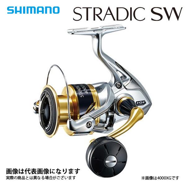 【シマノ】18 ストラディックSW 4000HG SHIMANO シマノ 釣り フィッシング 釣具 釣り用品