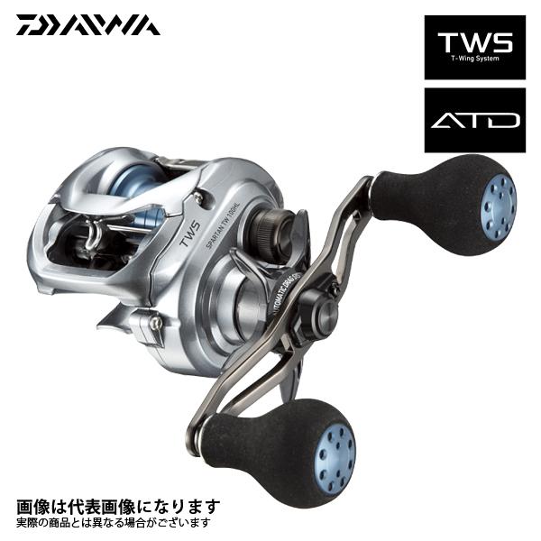 【ダイワ】18 スパルタン TW 100HLダイワ ベイトリール DAIWA ダイワ 釣り フィッシング 釣具 釣り用品