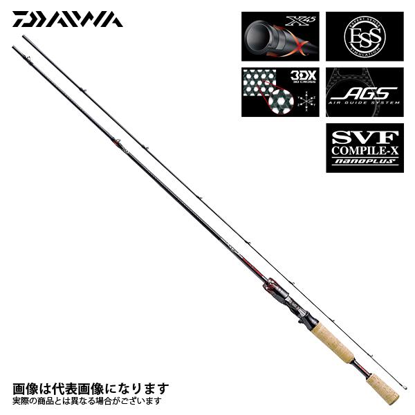 【ダイワ】スティーズ RD 631MLFB [大型便]バスロッド DAIWA ダイワ 釣り フィッシング 釣具 釣り用品