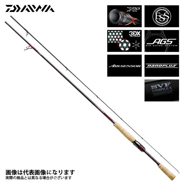 【ダイワ】スティーズ RD 671ML+FS [大型便]バスロッド DAIWA ダイワ 釣り フィッシング 釣具 釣り用品
