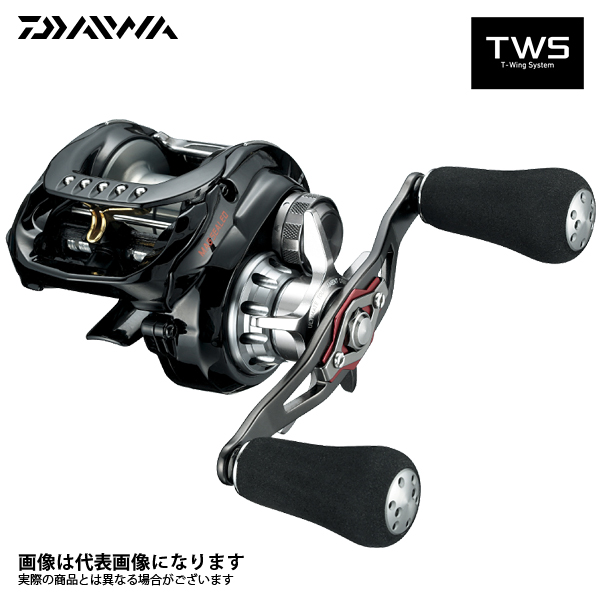 【ダイワ】ジリオン TW HD 1520SHLダイワ ベイトリール ダイワ 釣り フィッシング 釣具 釣り用品