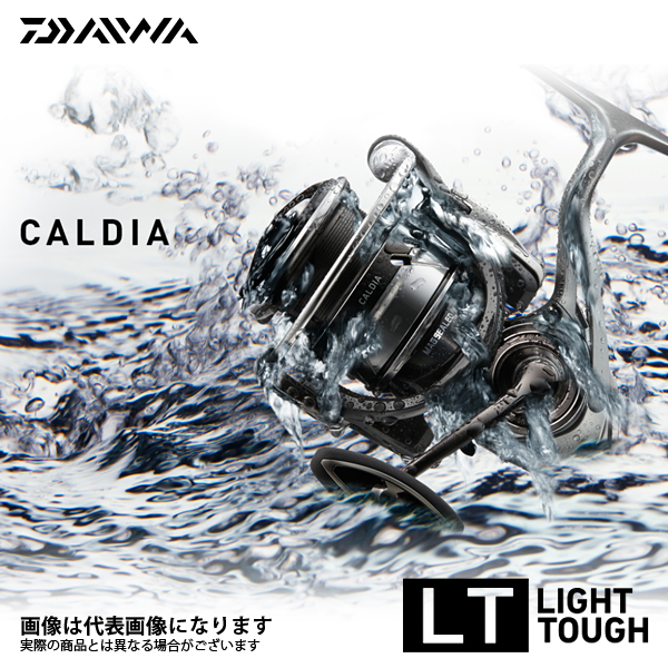 18 カルディア LT6000D ダイワ リール スピニングリール