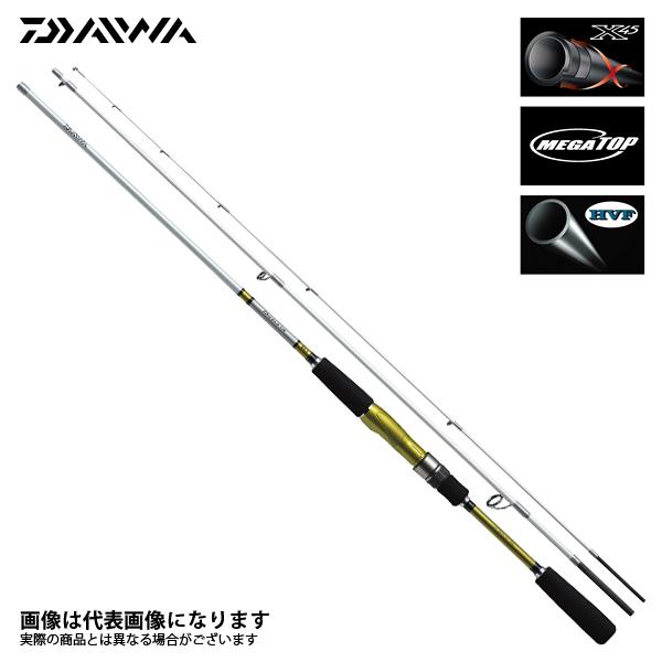 【ダイワ】Dスマーツ(Dsmarts) 744TUL-Sルアー ロッド DAIWA ダイワ 釣り フィッシング 釣具 釣り用品