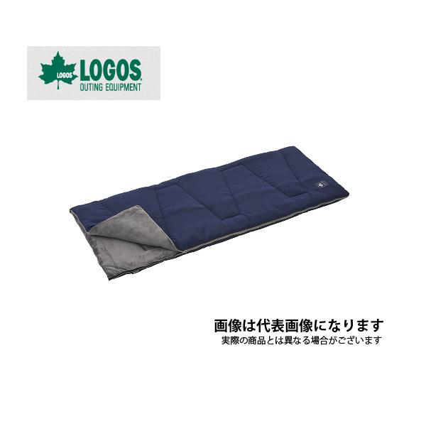 【ロゴス】丸洗いソフトタッチシュラフ・0(72600540)