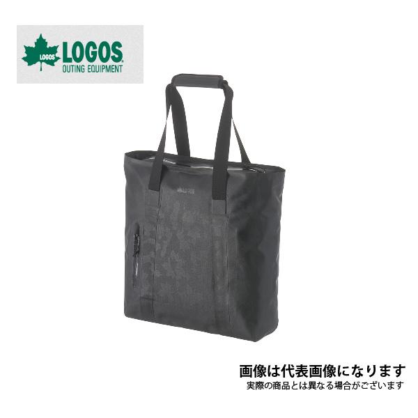 【ロゴス】SPLASH MOBI トートリュック(ブラックカモ)(88200126)